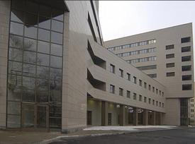 Боткинская Больница, г. Москва